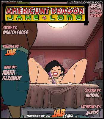 Americunt Dragon 3 – Porncomics free Porn Comic