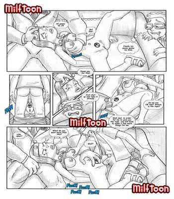Americunt Mom free Porn Comic sex 8