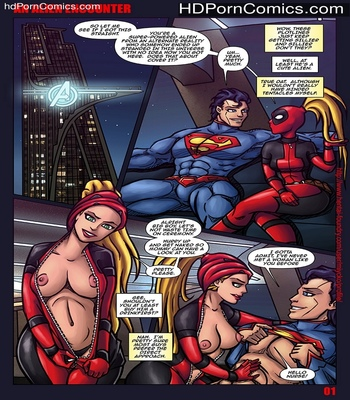 Deadpool porno komiks