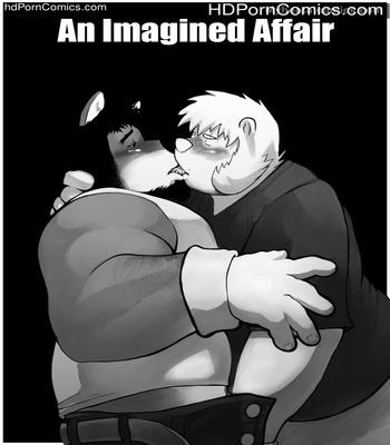 Porn Comics - An Imagined Affair Sex Comic