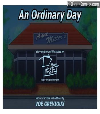 Porn Comics - An Ordinary Day 1 Sex Comic