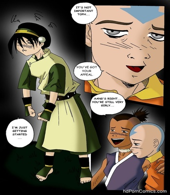 An Unknown Aspect 10 free sex comic