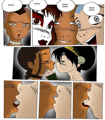 An Unknown Aspect 16 free sex comic