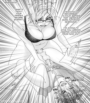 Anal Invaders 2 Sex Comic sex 39