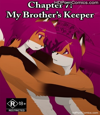 Porn Comics - Angry Dragon 7 – My Brother's Keeper Sex Comic