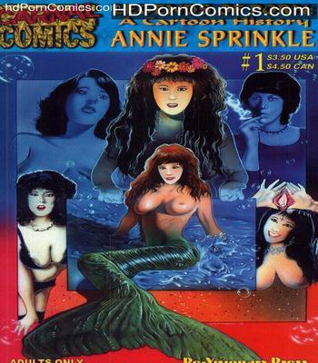Porn Comics - Annie Sprinkle free Porn Comic
