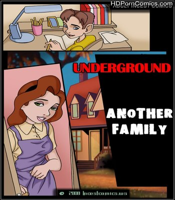 Porn Comics - Another Family 16 -Mult-Mom free Cartoon Porn Comic