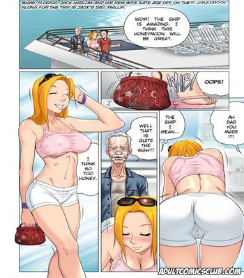 Another Horny Father in-law – Melkormancin2 free sex comic