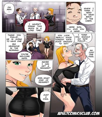 Another Horny Father in-law – Melkormancin5 free sex comic