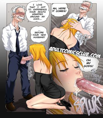 Another Horny Father in-law – Melkormancin8 free sex comic