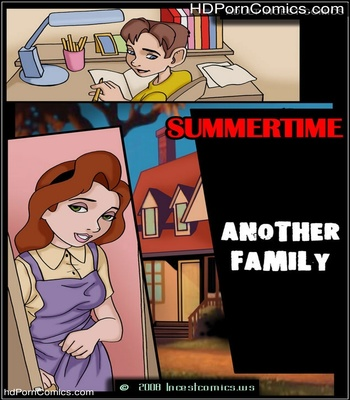 Porn Comics - Another Family 3 – Summertime Sex Comic