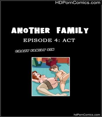 Porn Comics - Another Family 4 – Act Sex Comic
