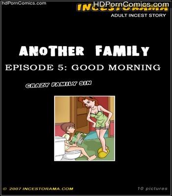 Porn Comics - Another Family 5 – Good Morning Sex Comic