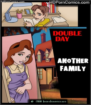 Porn Comics - Another Family 9 – Double Day Sex Comic