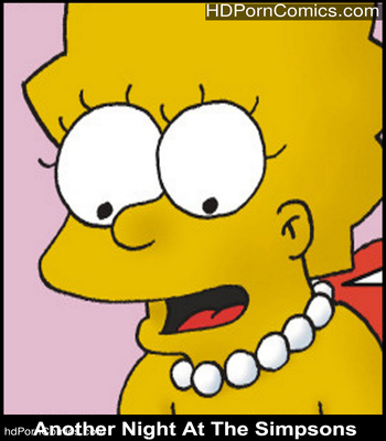 Porn Comics - Another Night At The Simpsons Sex Comic
