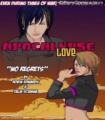 Porn Comics - Apocalypse Love 1 – No Regrets Sex Comic