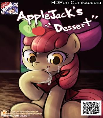 Porn Comics - Applejack's Dessert Sex Comic