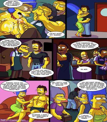 Arabatos – Darren's Adventure Simpsons8 free sex comic
