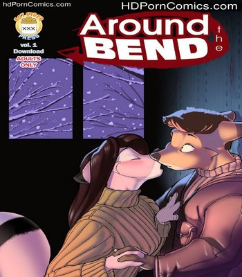 Porn Comics - Around The Bend Sex Comic