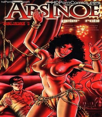 Porn Comics - Arsinoe 1 Sex Comic