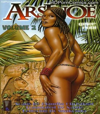 Porn Comics - Arsinoe 2 Sex Comic