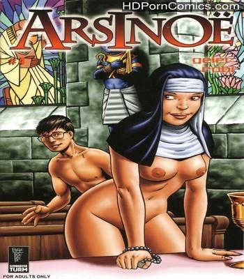 Porn Comics - Arsinoe 4 Sex Comic