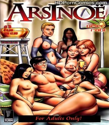 Porn Comics - Arsinoe 5 Sex Comic