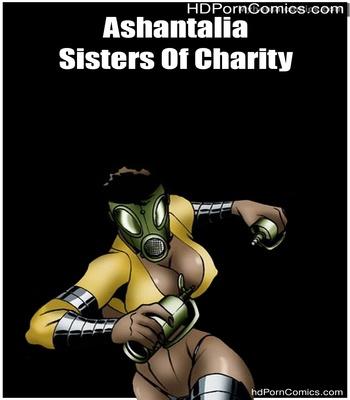 Porn Comics - Ashantalia – Sisters Of Charity Sex Comic