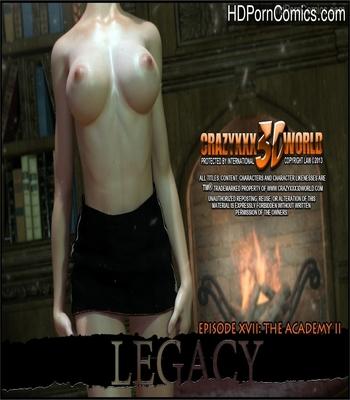 Porn Comics - Auditor Of Reality – Legacy Episode 17 free Cartoon Porn Comic