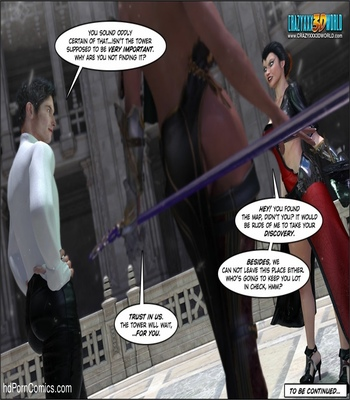 Auditor Of Reality – Legacy Episode 17 free Cartoon Porn Comic