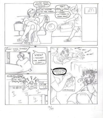 Aunt Desiree Sex Comic sex 8