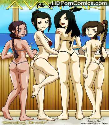 Porn Comics - Avatar – Bending Break free Porn Comic