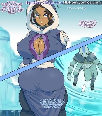 Porn Comics - Avatar XXX -Book Part 1-2 free Cartoon Porn Comic