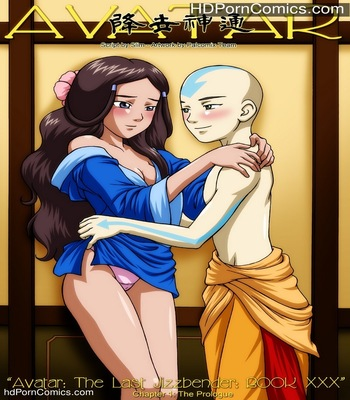 Porn Comics - Avatar – The Last Jizzbender Book XXX 1 Porn Comic