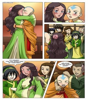 Avatar - The Last Jizzbender Book XXX 1 2 free Porn comic