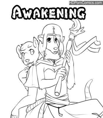 Porn Comics - Awakening Sex Comic