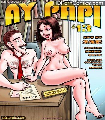 Porn Comics - Ay Papi Comics