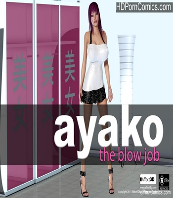 Porn Comics - Ayako – The Blow Job Sex Comic
