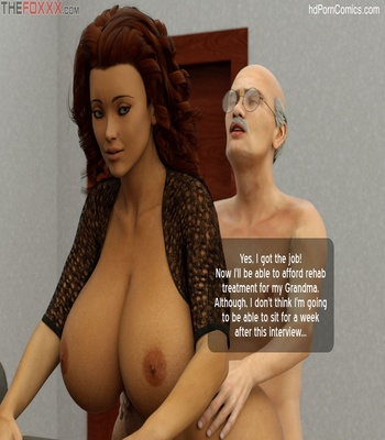 Azalea's Job Interview Sex Comic