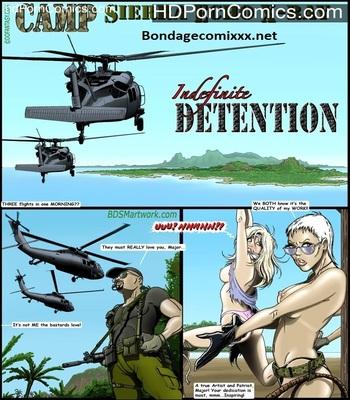 Porn Comics - BSDM Artwork- Indefinite Detention free Cartoon Porn Comic