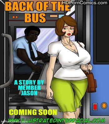 Porn Comics - Back Of The Bus Sex Comic