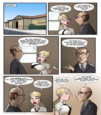 Backdoor To Heaven 1 Sex Comic sex 3