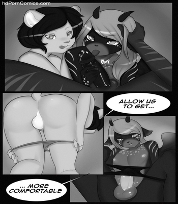 Backstage Pass Sex Comic