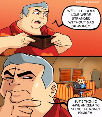 Bad Grandpa 1 2 free sex comic