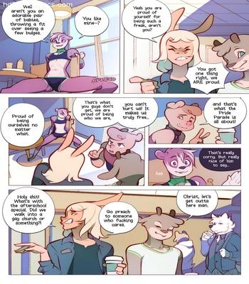 Badge Of Pride Sex Comic sex 28