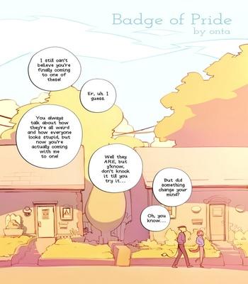 Badge Of Pride Sex Comic sex 3