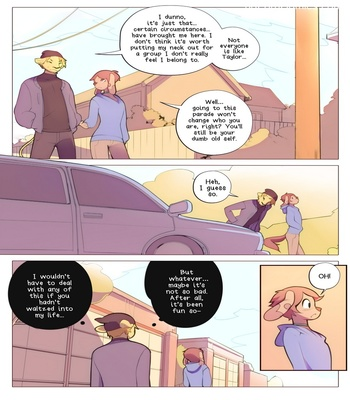 Badge Of Pride Sex Comic sex 4