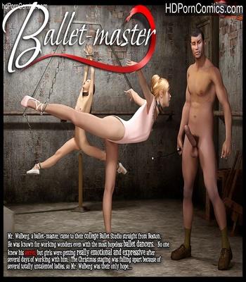 Porn Comics - Ballet Master Sex Comic