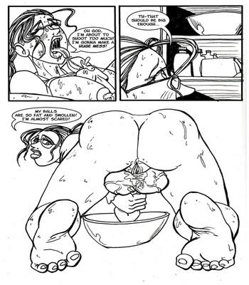 Banana Cream Cake 1 - The Bulge 7 free sex comic