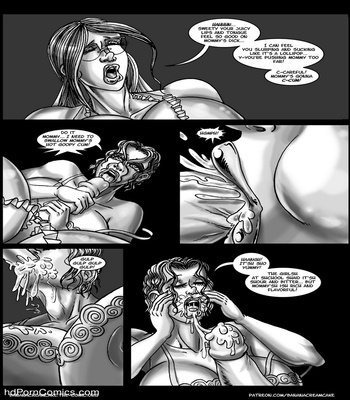 Banana Cream Cake 10 - Karen Loves Mommy 6 free sex comic